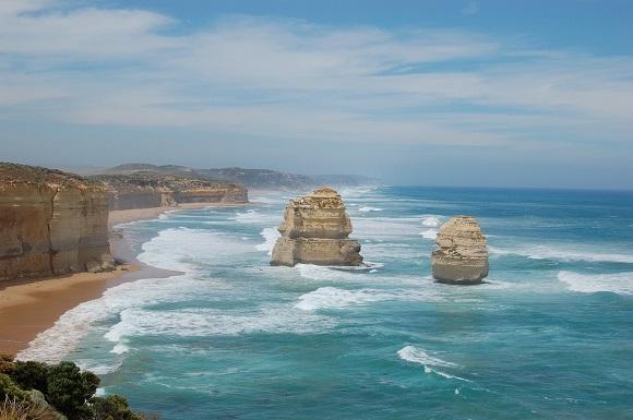 12 Apostles in Australia