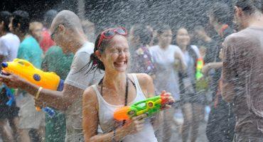 Songkran: Thailand's Water Festival