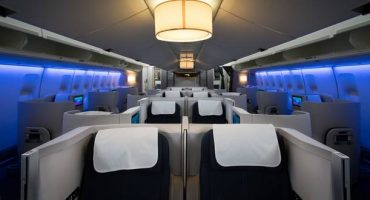British Airways planes get re-vamped