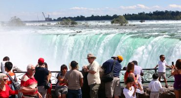 Niagara Falls tourism increases by nearly 200%