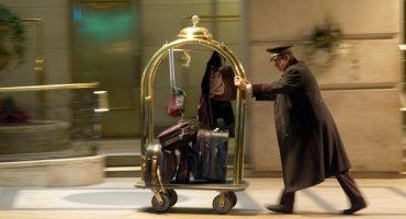 The Secret Life of Luggage