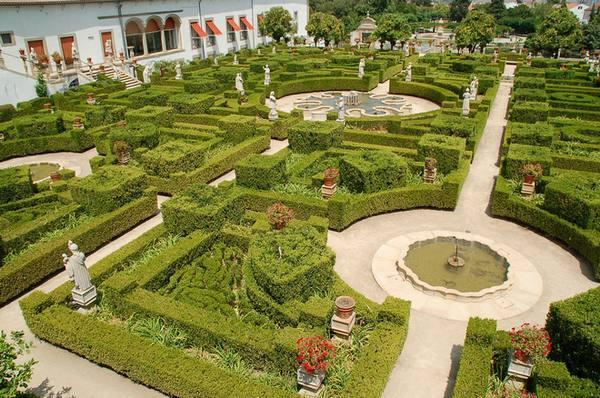 portugal maze
