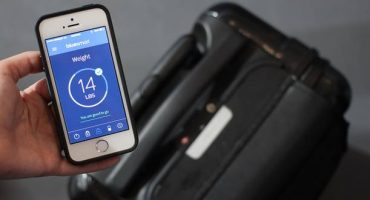 Smart luggage for savy traveler