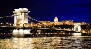 Budapest: Voted second best city in the world