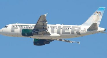 Frontier Airlines achieve record profit