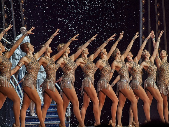 Rockettes Christmas Spectacular New York