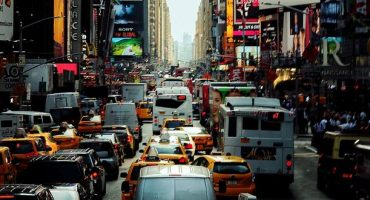 Worst cities for traffic on Thanksgiving – according to Google