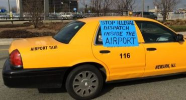 Taxi V's Uber: things get noisy