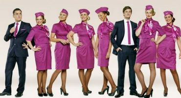 WOW air has the coolest air hostesses ever