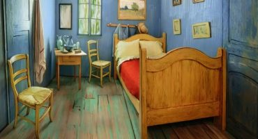 Airbnb brings Van Gogh's bedroom to life