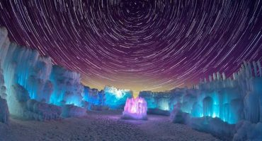 Visit the real life Frozen castle and feel like a Disney princess
