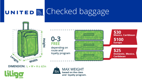 ccf8a2e932 All you need to know about United Airline s baggage policy ...