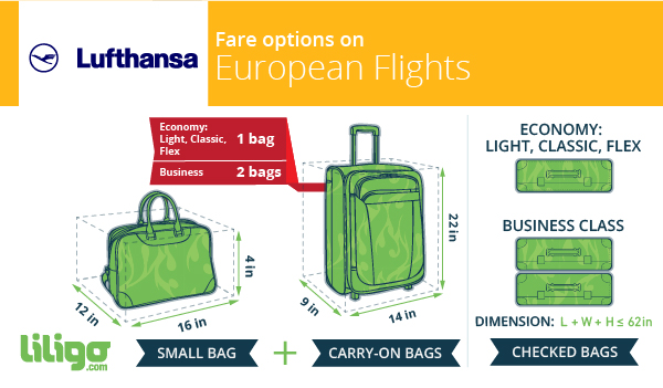 Find Luggage Information For Other Airlines