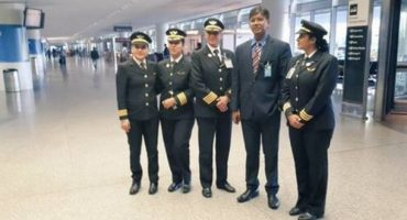 Air India operates 'world's longest all-women flight' in honor of International Women's Day