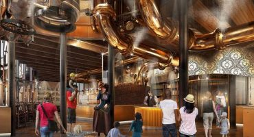 Willy Wonka inspired Chocolate factory will open in Universal Studios