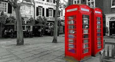 The end is nigh: Britain's red phone boxes are calling for help