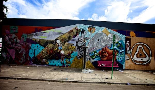 Art Basel Miami Beach 2012 | Street Art