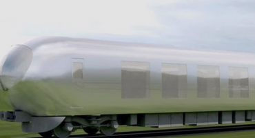 An 'invisible' train to debut in Tokyo 2018?