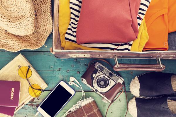 how to pack for travel