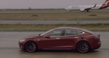 Video: Australian carrier Qantas has partnered with Tesla to promote sustainability initiatives.