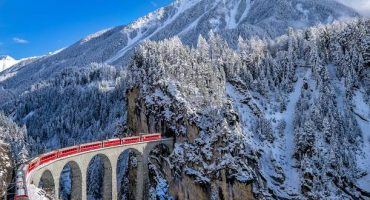 The Most Unusual And Beautiful Train Routes In The World