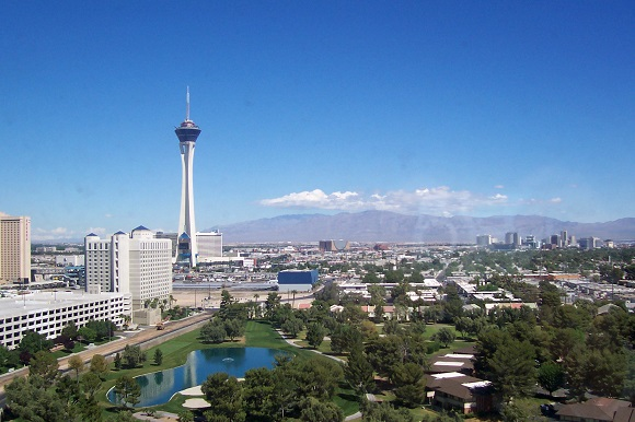 The Stratosphere in Las Vegas