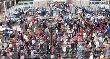 How to avoid long TSA lines at the airport