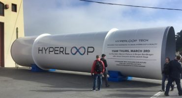 First Hyperloop tests a success!