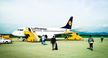 """Lufthansa Surprise"" picks your vacation spot for you"