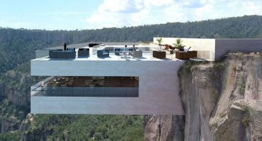 Dining taken to new heights at Mexican cliffside restaurant