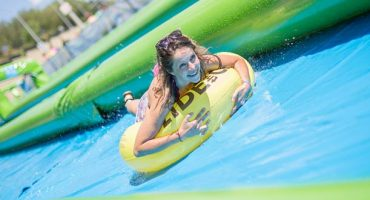 Philly gets a 1,000-foot waterslide… for one day only!
