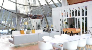 Amazing accomodation: See inside the Eiffel Tower apartment