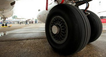 What really happens to old airplane tires?