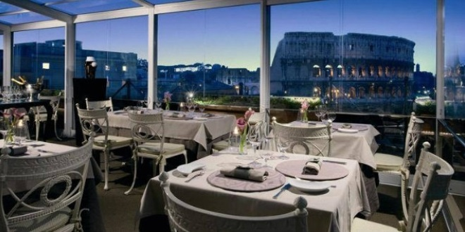 Top 5 Rooftop Bars In Rome - Traveler\'s Edition
