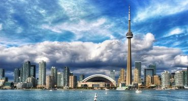 Destination of the week: Toronto!