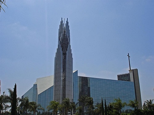 The Crystal Cathedral, California