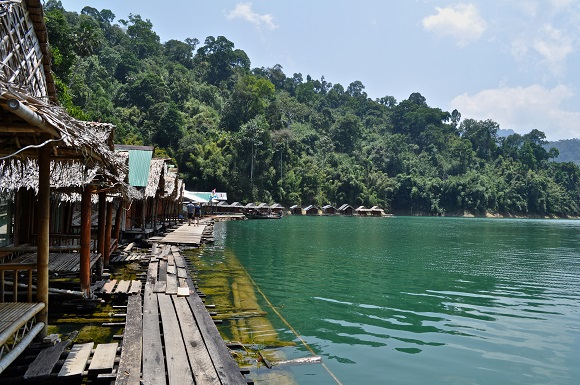 Khao Sok National Park in Thailand