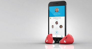 No more language barriers: This earpiece will translate for you in real time!
