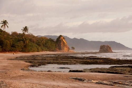 Beach in Nicoya, Costa Rica