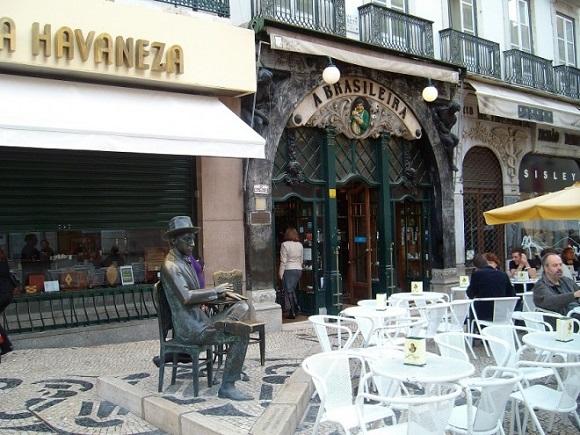 Cafe A Brasileira, Lisbon