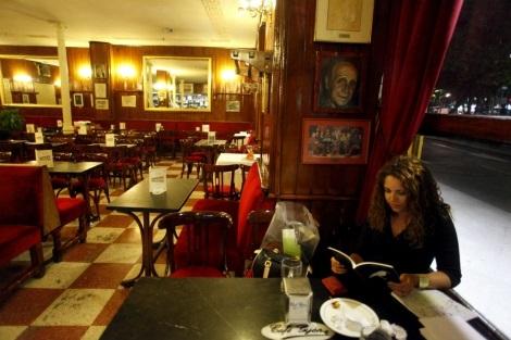 Cafe Gijon in Madrid