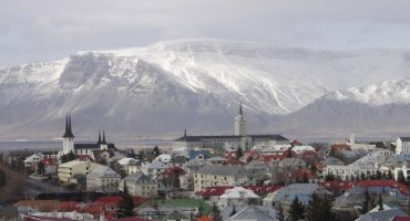 Letter safely delivered in Iceland…despite having no address!