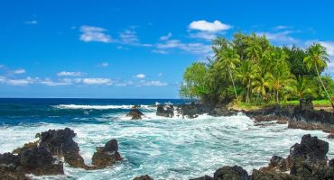 Round trip flights to Hawaii from $398 with Hawaiian Airlines!