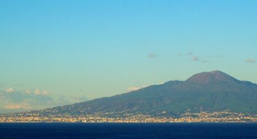 A photo of Mount Vesuvius is on sale for a cool $8.8 million!