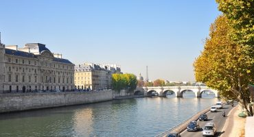 Paris Set to Get New Pedestrian Walkway Along the River Seine