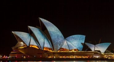 The ultimate sleepover? You could soon spend the night in the Sydney Opera House!