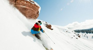 The U.S. has been named the world's top skiing destination!