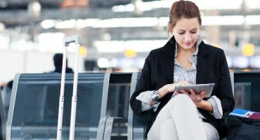 Fear of flying? This app could be the cure!