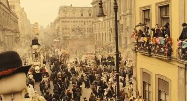 The Day Of The Dead Parade From James Bond is Being Brought To Life
