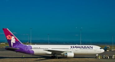Hawaiian Airlines has Unveiled an Airplane Dedicated to Disney's Moana